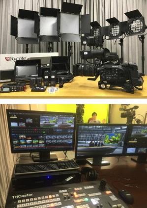 収録スタジオ - 福井県産業情報センター